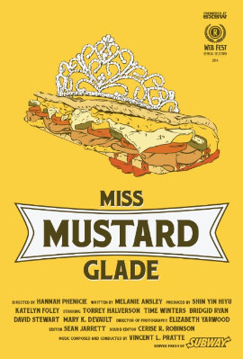 The Case Of Miss Mustard Glade